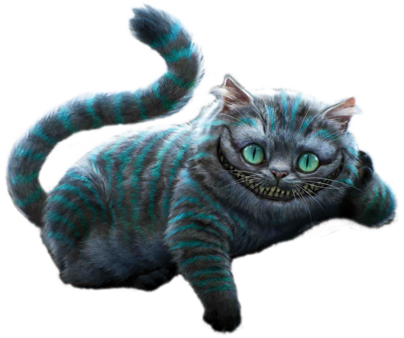 Clipart smile alice in wonderland cat.  png cheshire pinterest