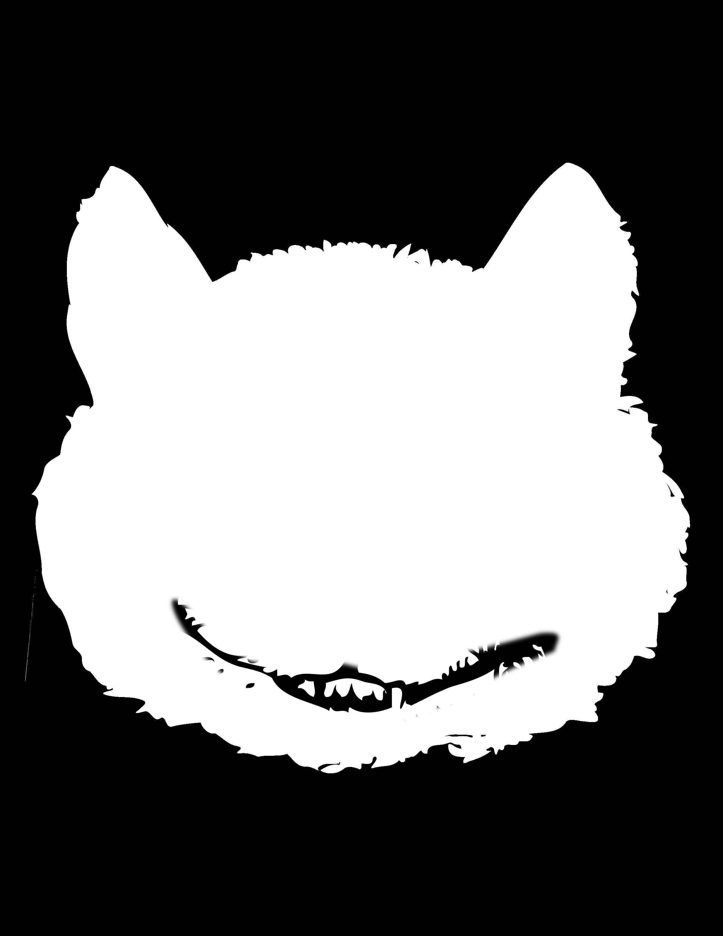 Animated cheshire big image. Clipart smile alice in wonderland cat