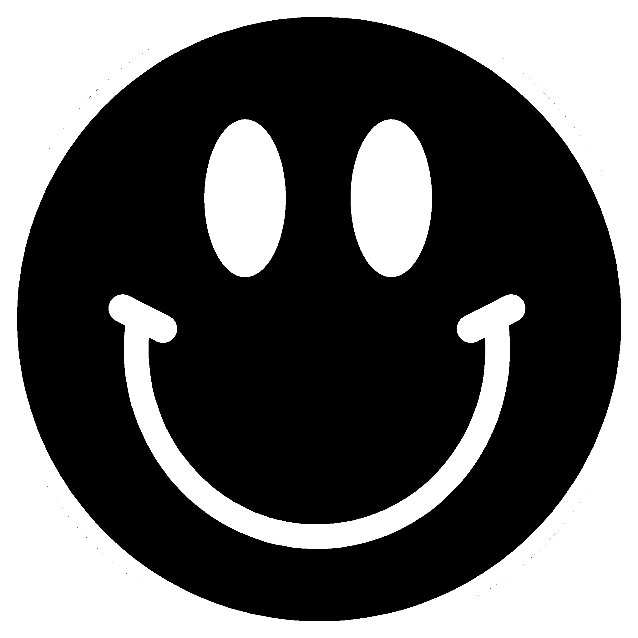 Emoji clipart black and white. Smiley face backgrounds wallpaper