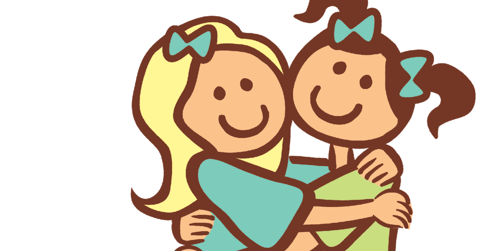 Clipart smile blithe. Pretty friend flying solo