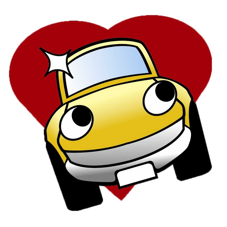 Love page. Guy clipart car wash