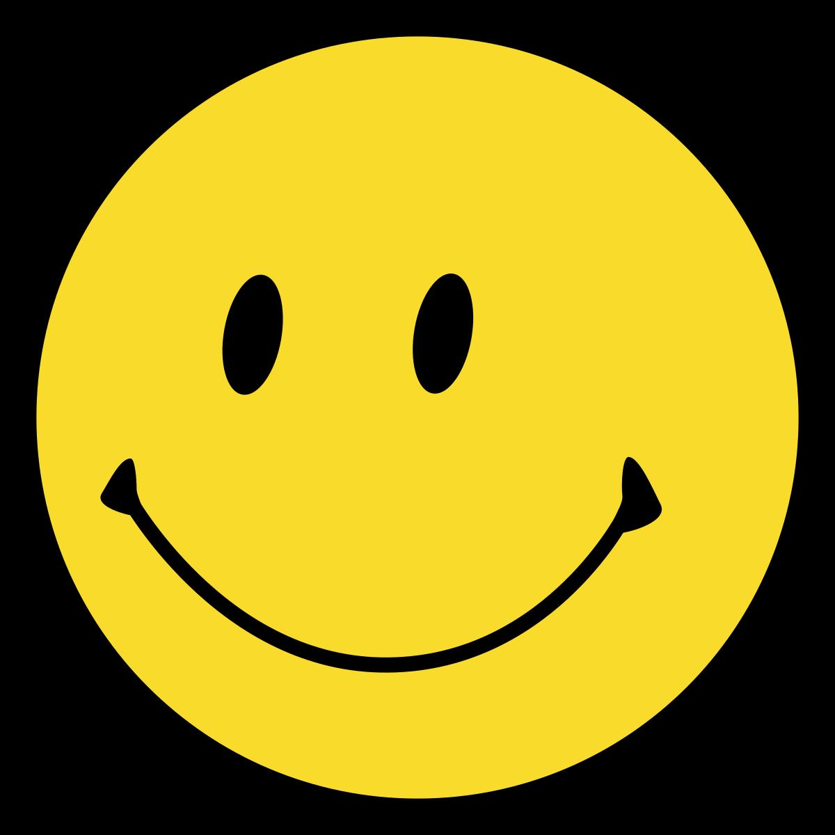 Clipart smile cheeky smile. Resultado de imagen smileys