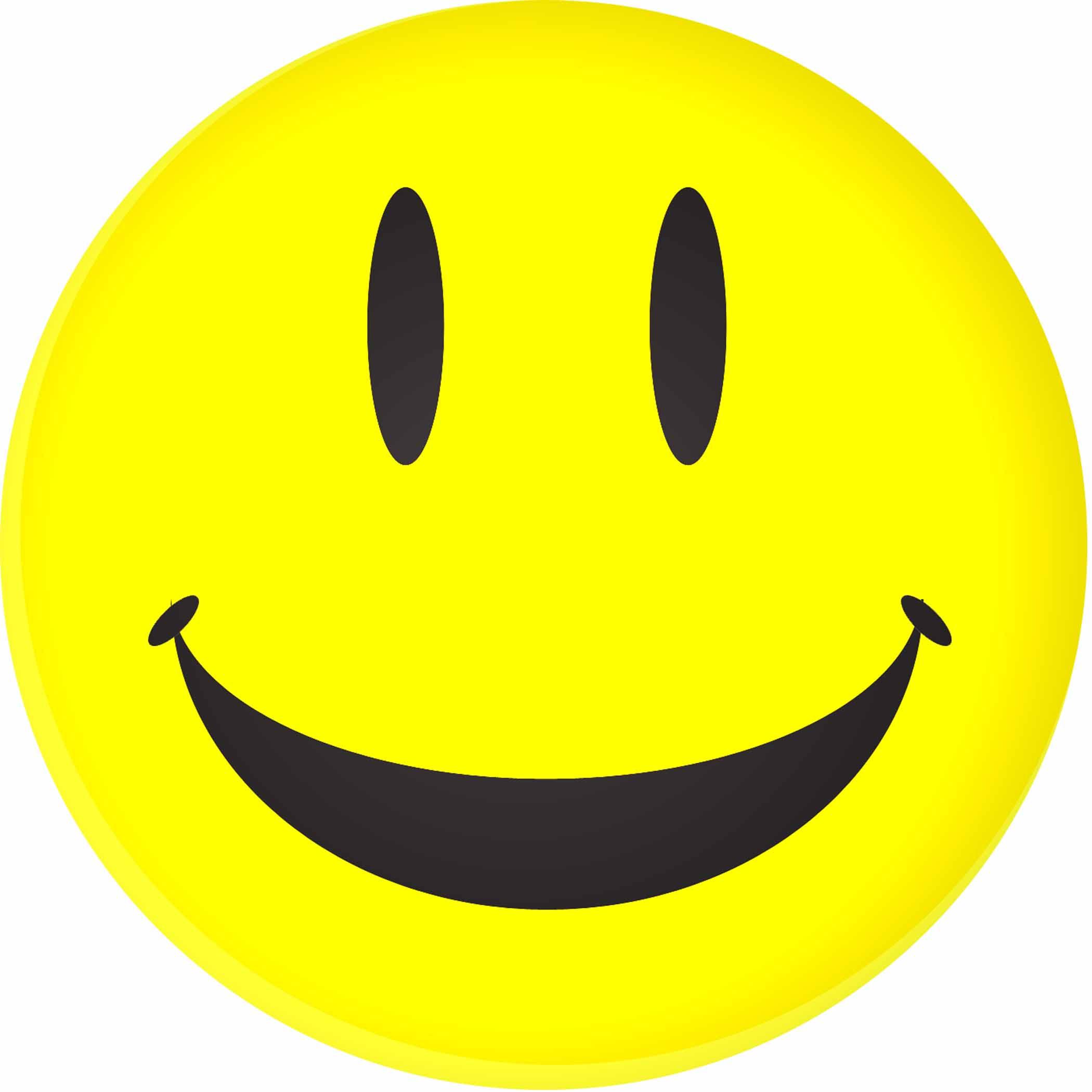Smiley happy clip art. Clipart smile content face