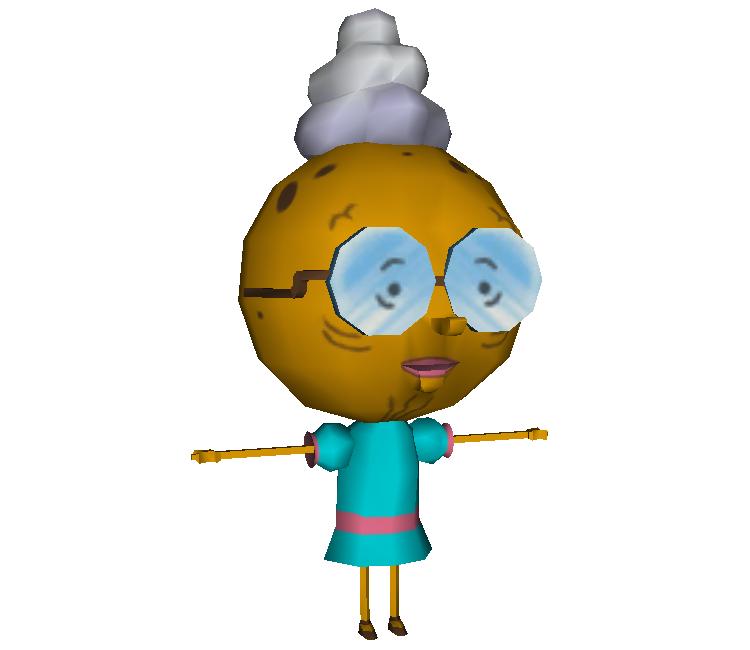 Clipart smile grandma. Pc computer spongebob squarepants