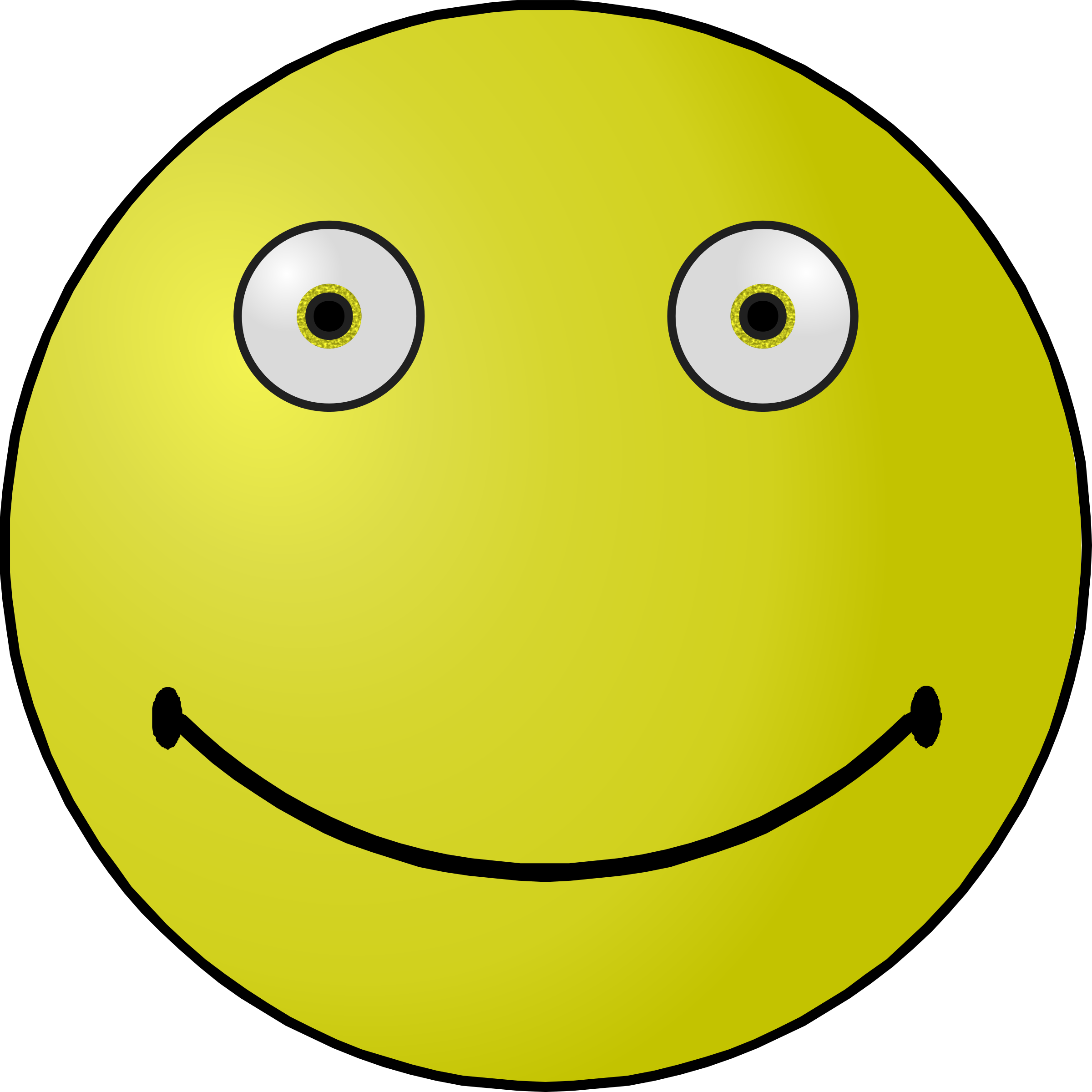 Wednesday clipart smiley.
