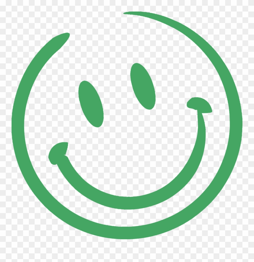 Happy face chalk png. Clipart smile hope