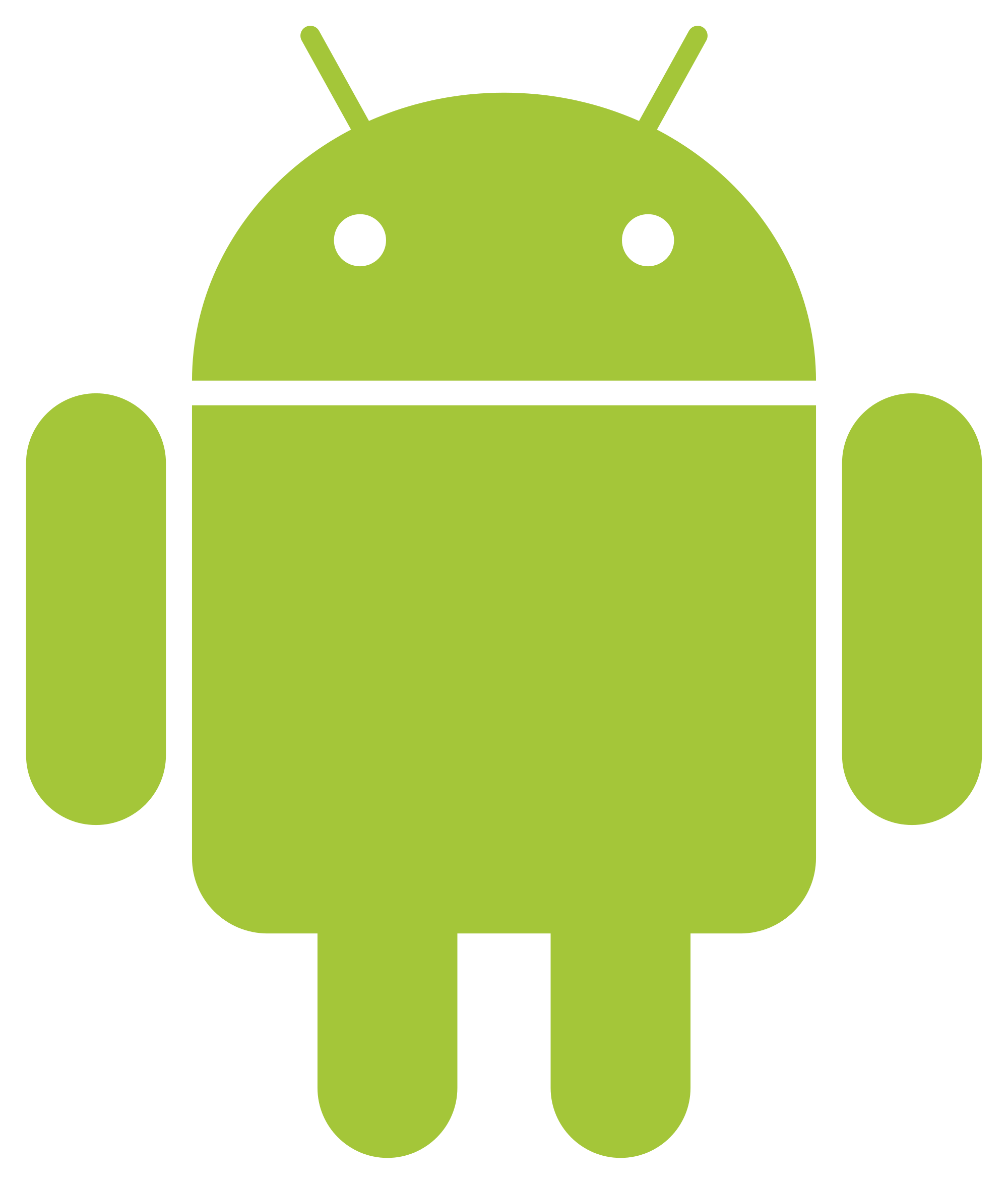 Android logo png images. Technology clipart symbol