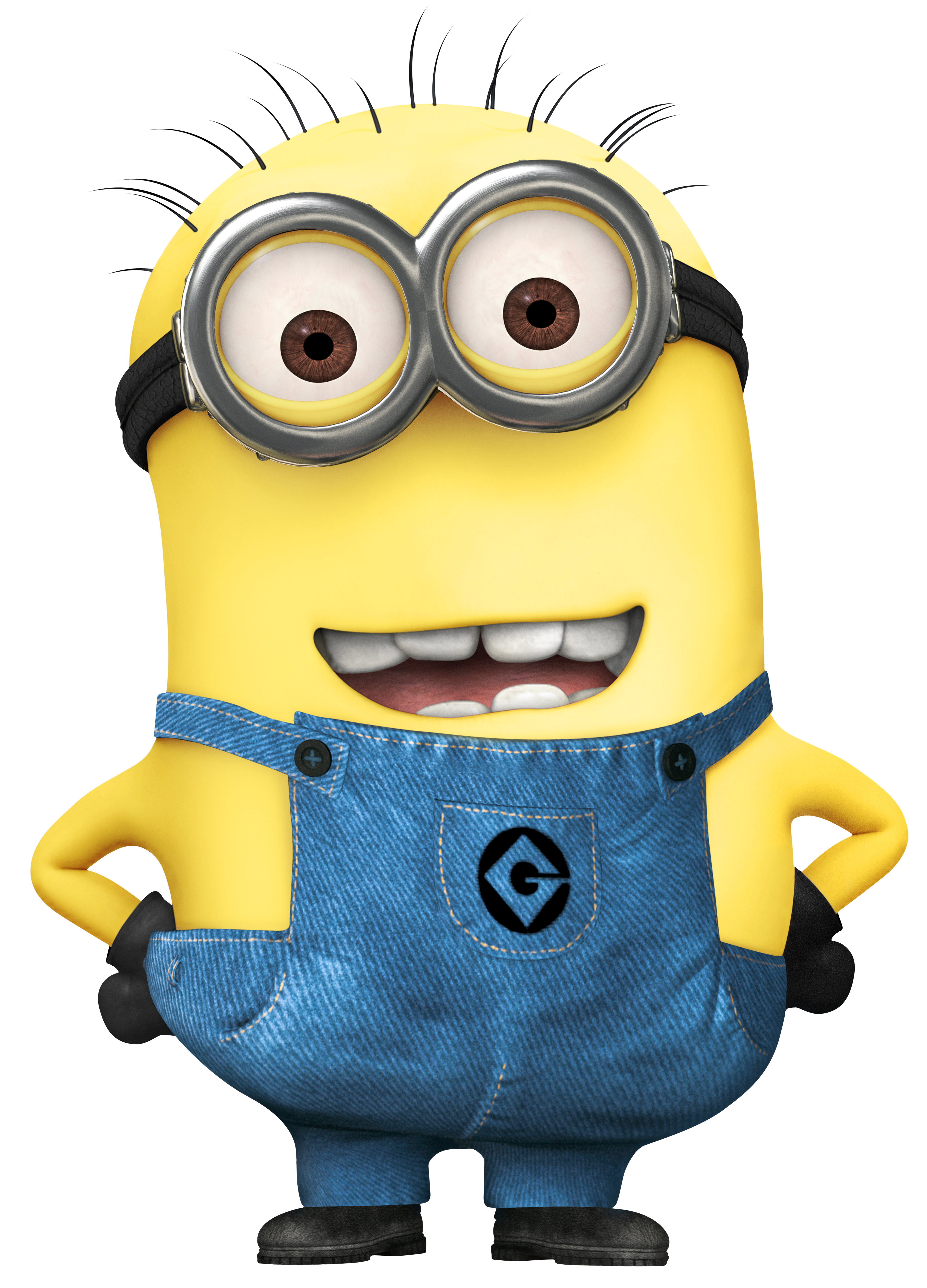 Minion png images. Extra large transparent image