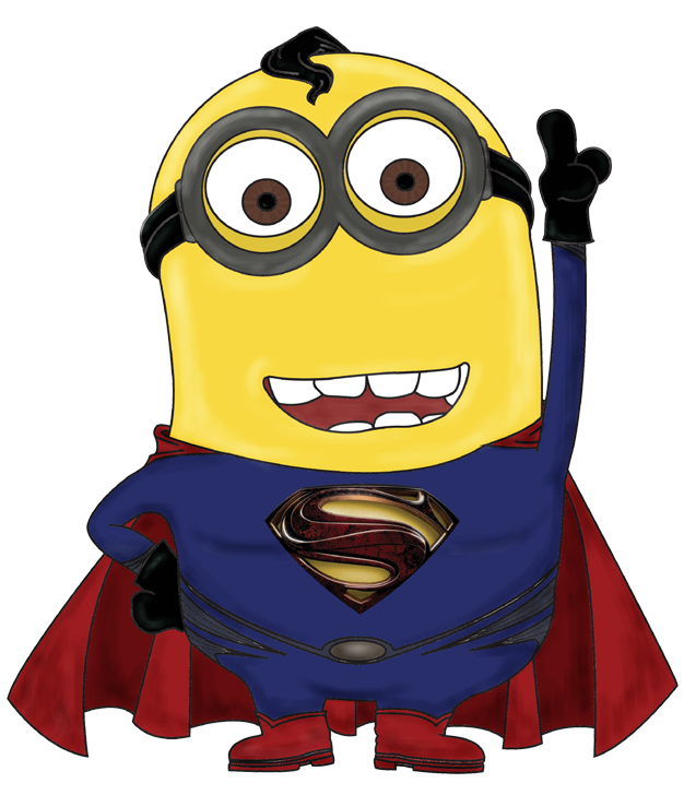 Clipart smile minion. Man by marktreseh on