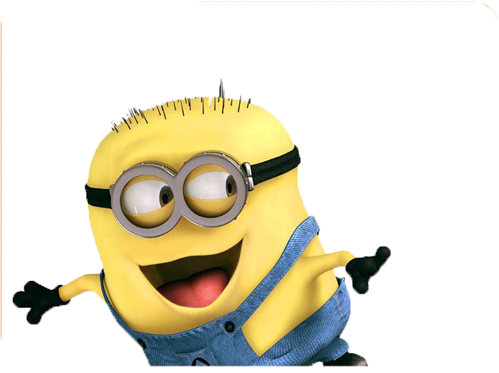 Clipart smile minion. Despicable me png by