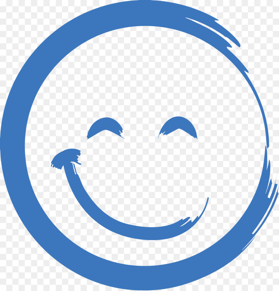 Thinking icon text emoticon. Clipart smile positivity