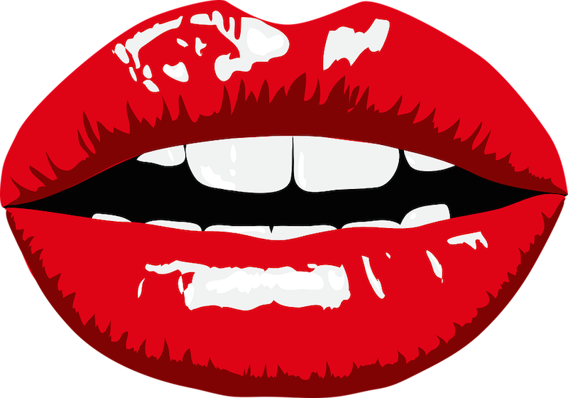 Clipart smile red lip.  facts you need