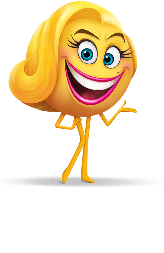 Excited clipart extroverted. Image smiler emoji movie