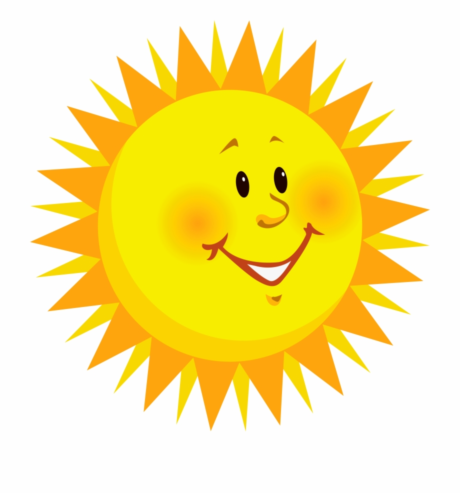 Clipart smile smiled. Transparent smiling sun png