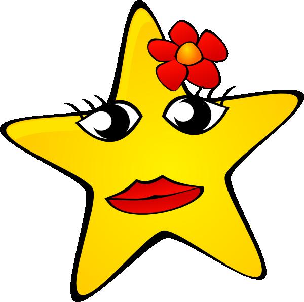 Hawaiian star clip art. Hawaii clipart faces