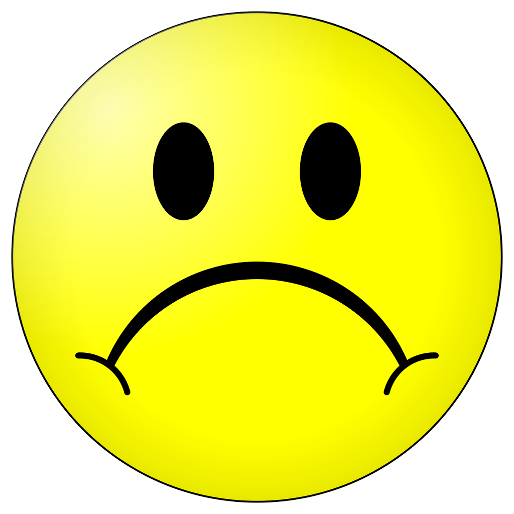 File frowny svg wikipedia. Emotions clipart head