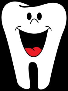 Teeth panda free images. Clipart smile teethy