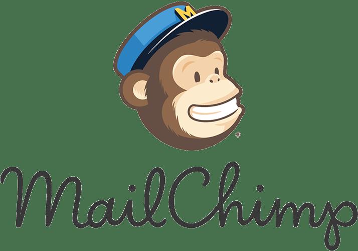 Mailchimp logo text transparent. Newsletter clipart school hour