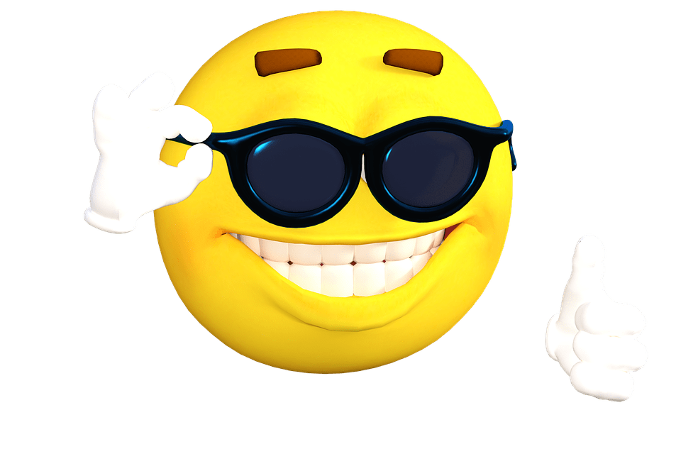 Wow clipart emoticon. Thumb up transparent png