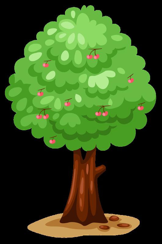 Arbre png pinterest clip. Clipart smile tree