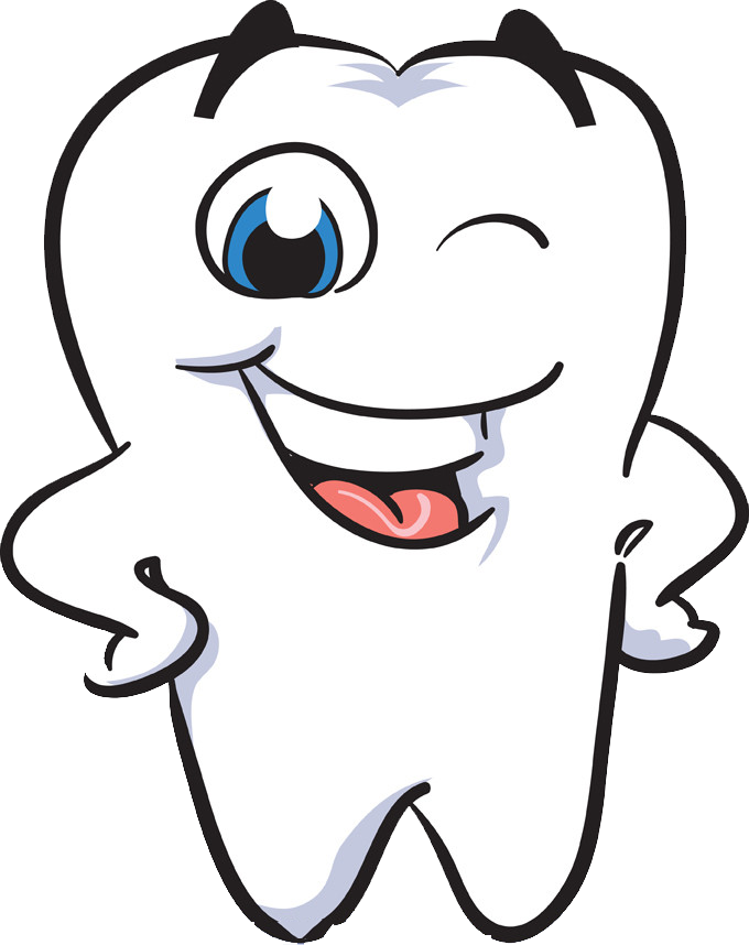 Human smile dentistry clip. Dentist clipart healthy tooth