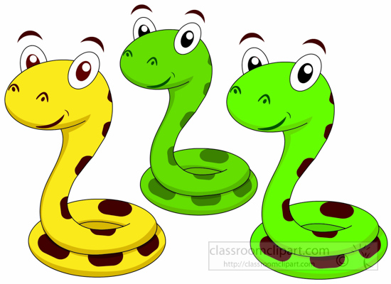 Reptiles clip art pictures. Snake clipart flying snake