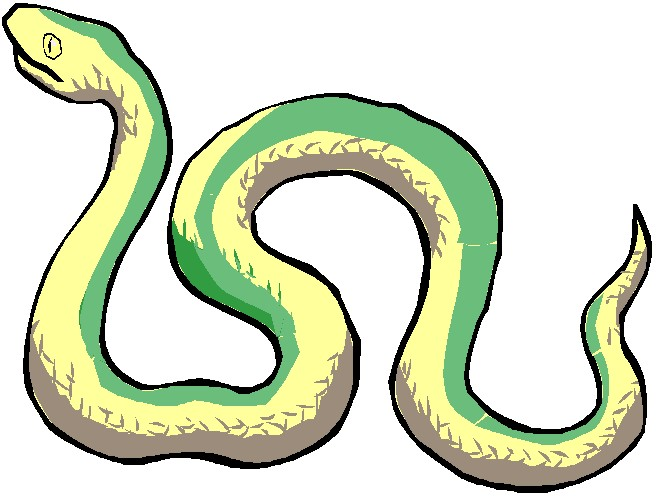Cliparts for you wikiclipart. Snake clipart bmp