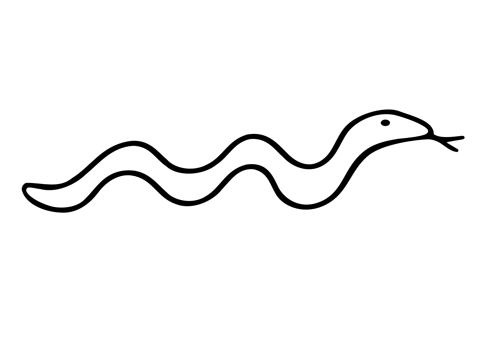 Cartoon snakes clip art. Clipart snake face