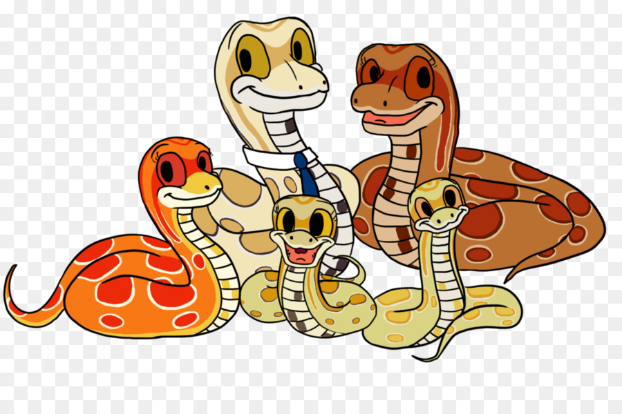 Clipart snake family. Drawing of png download