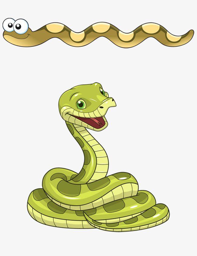 Snake clipart file. Cartoon cobra ancistrodon acutus