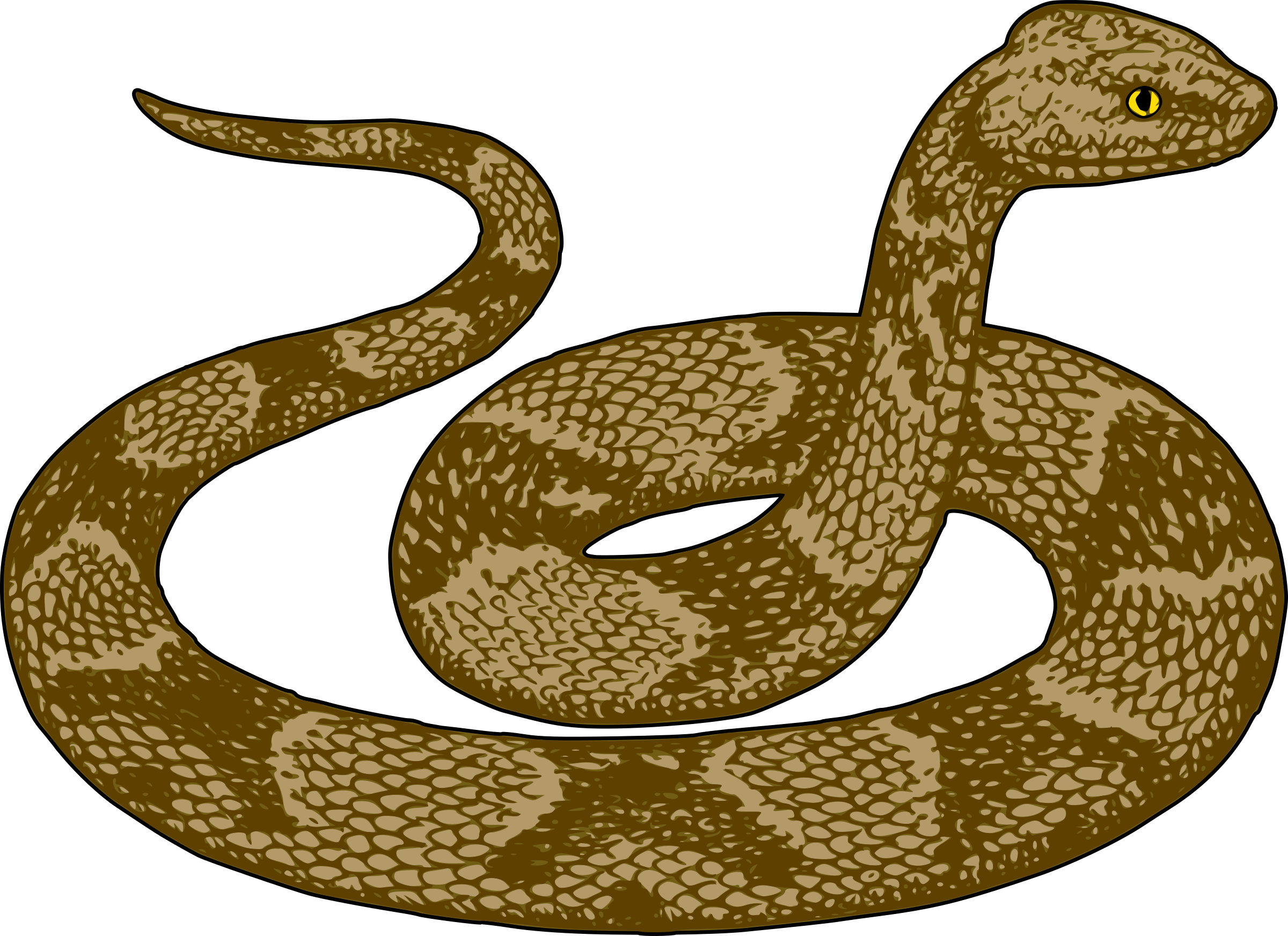 Snake clipart giant snake. Big cliparts zone