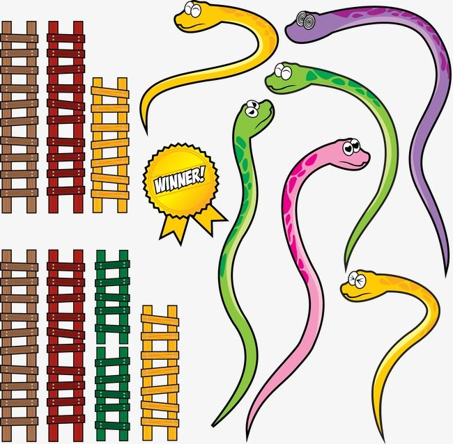 Vector png and . Snake clipart snake ladder