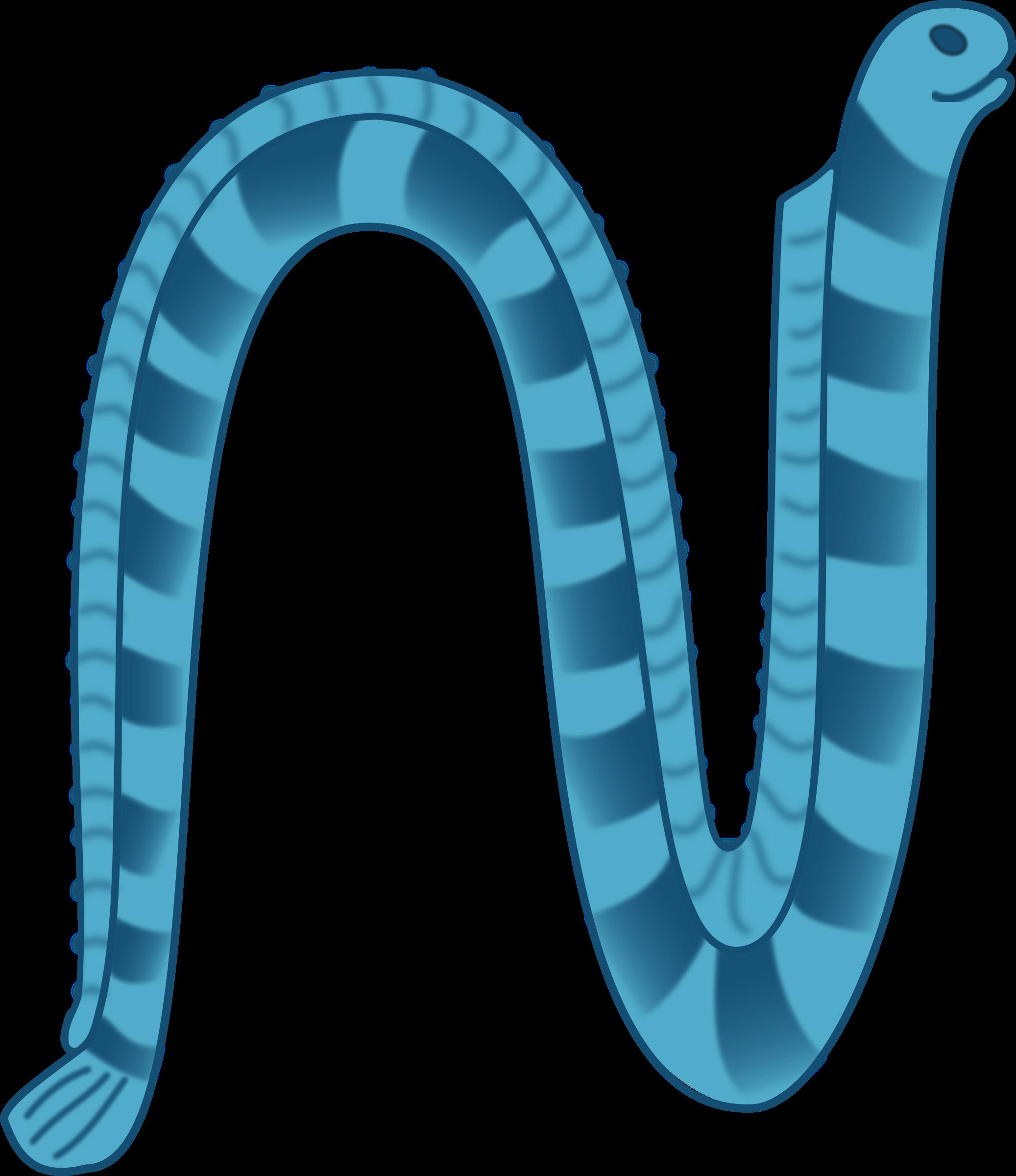 Snake clipart sea snake. Big image png