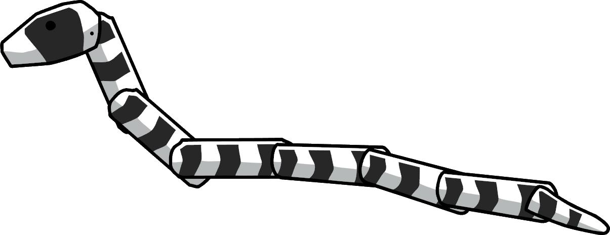 Sea scribblenauts wiki fandom. Clipart snake venomous snake