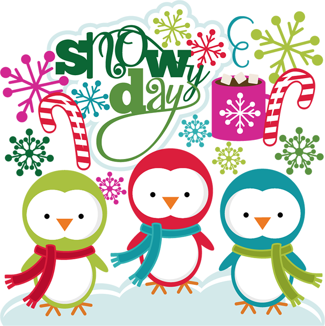 Winter clipart program. Free snow day cliparts