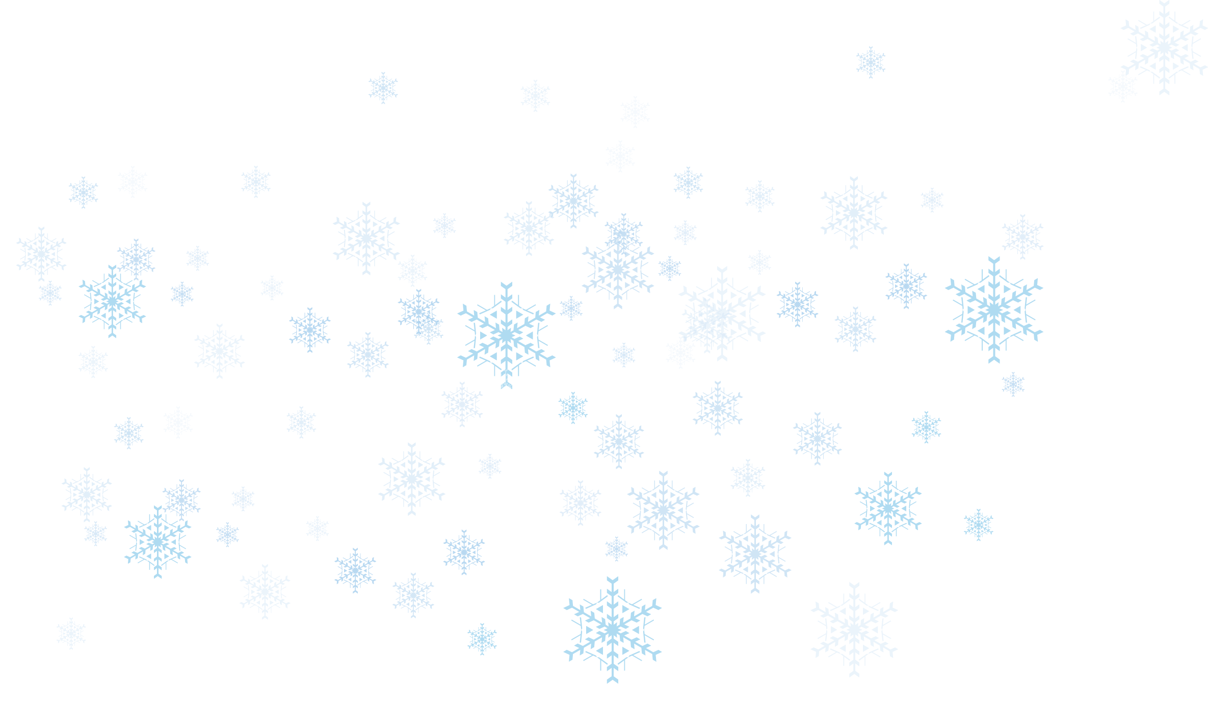Snowflake border png.  collection of snow