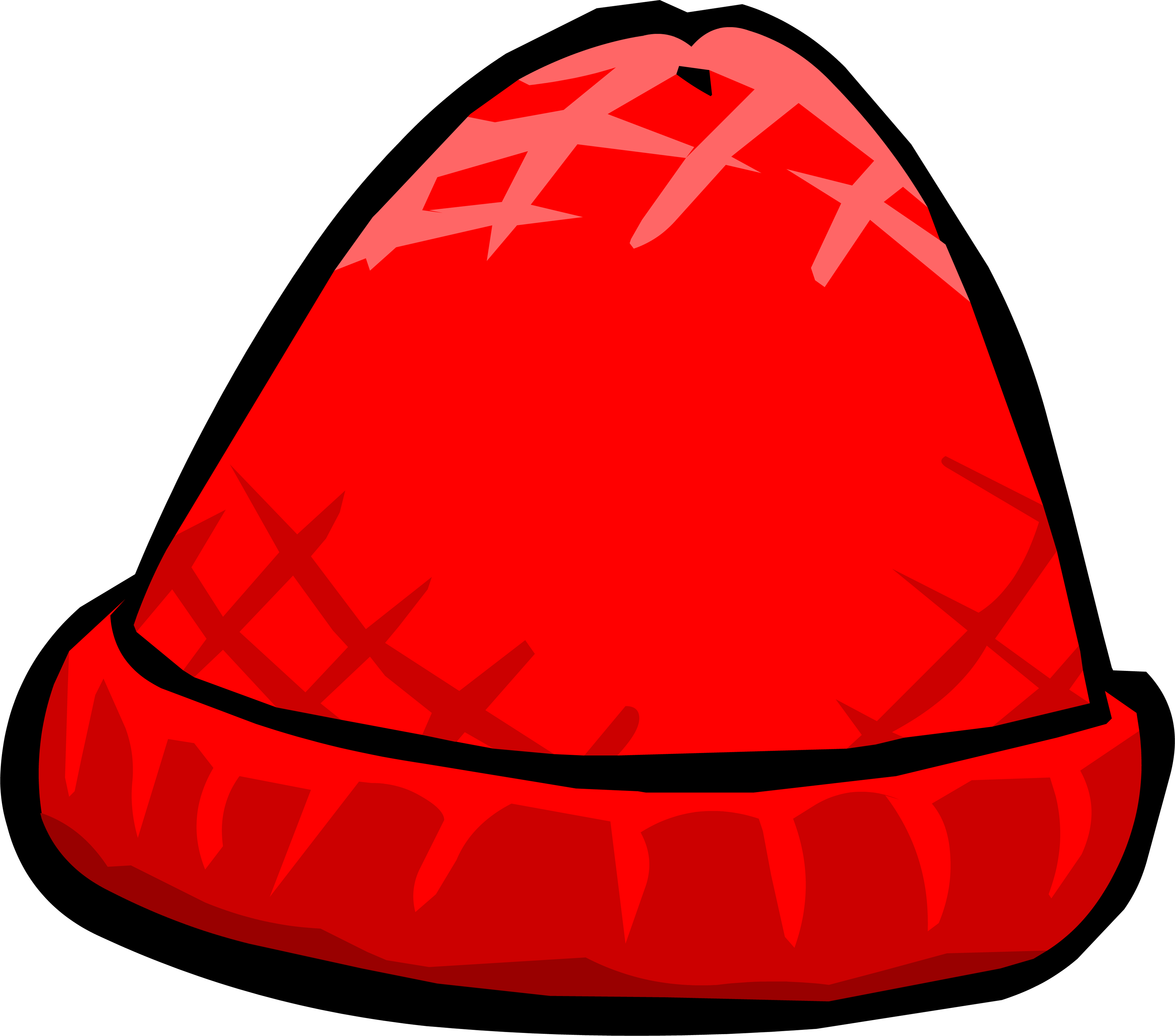 Hats clipart sailor's. Image red toque png
