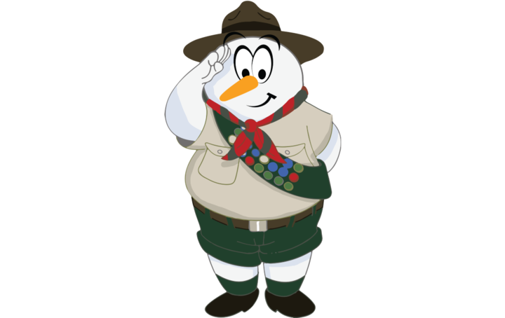 Clipart winter camp. Greater new york councils