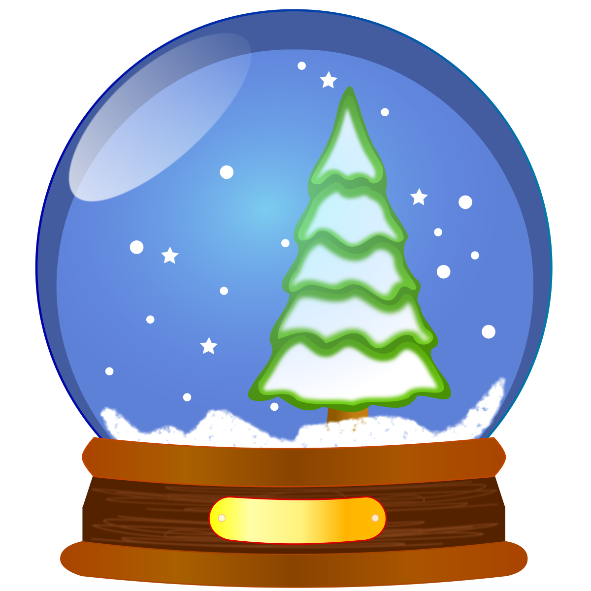 Snow globe wiktionary . Dictionary clipart reference