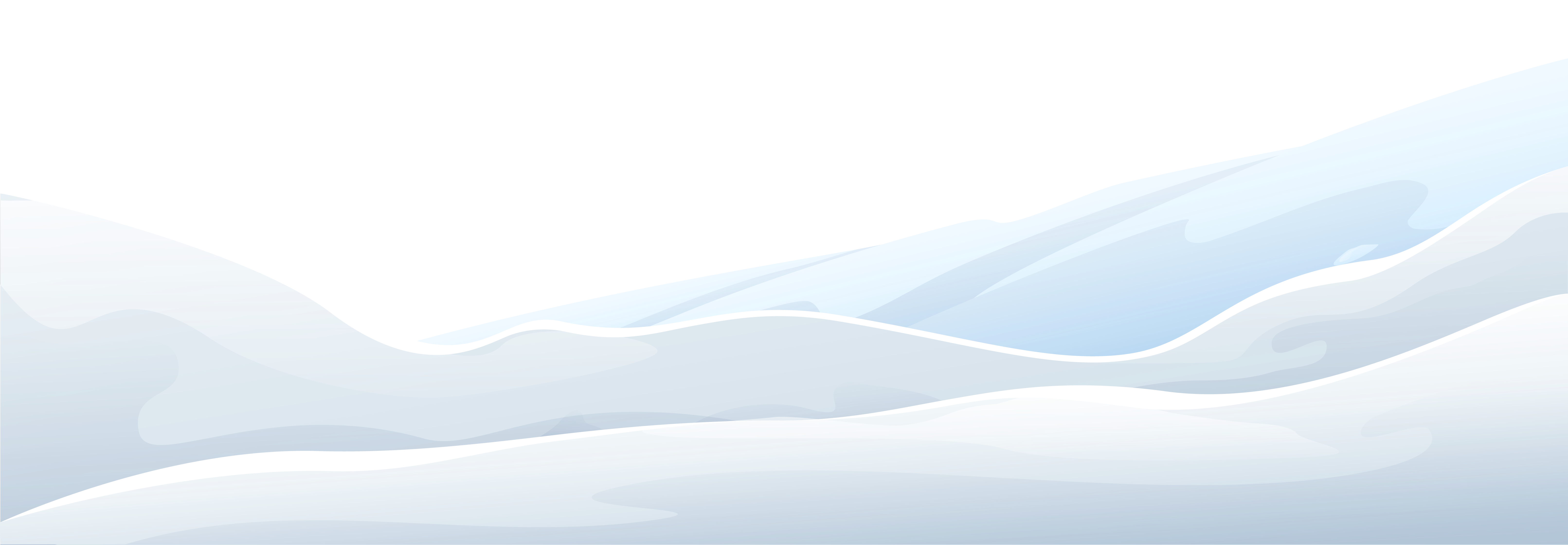 Snow ground png image. Winter clipart backdrop