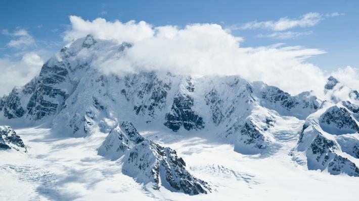 Hills clipart mountain habitat.