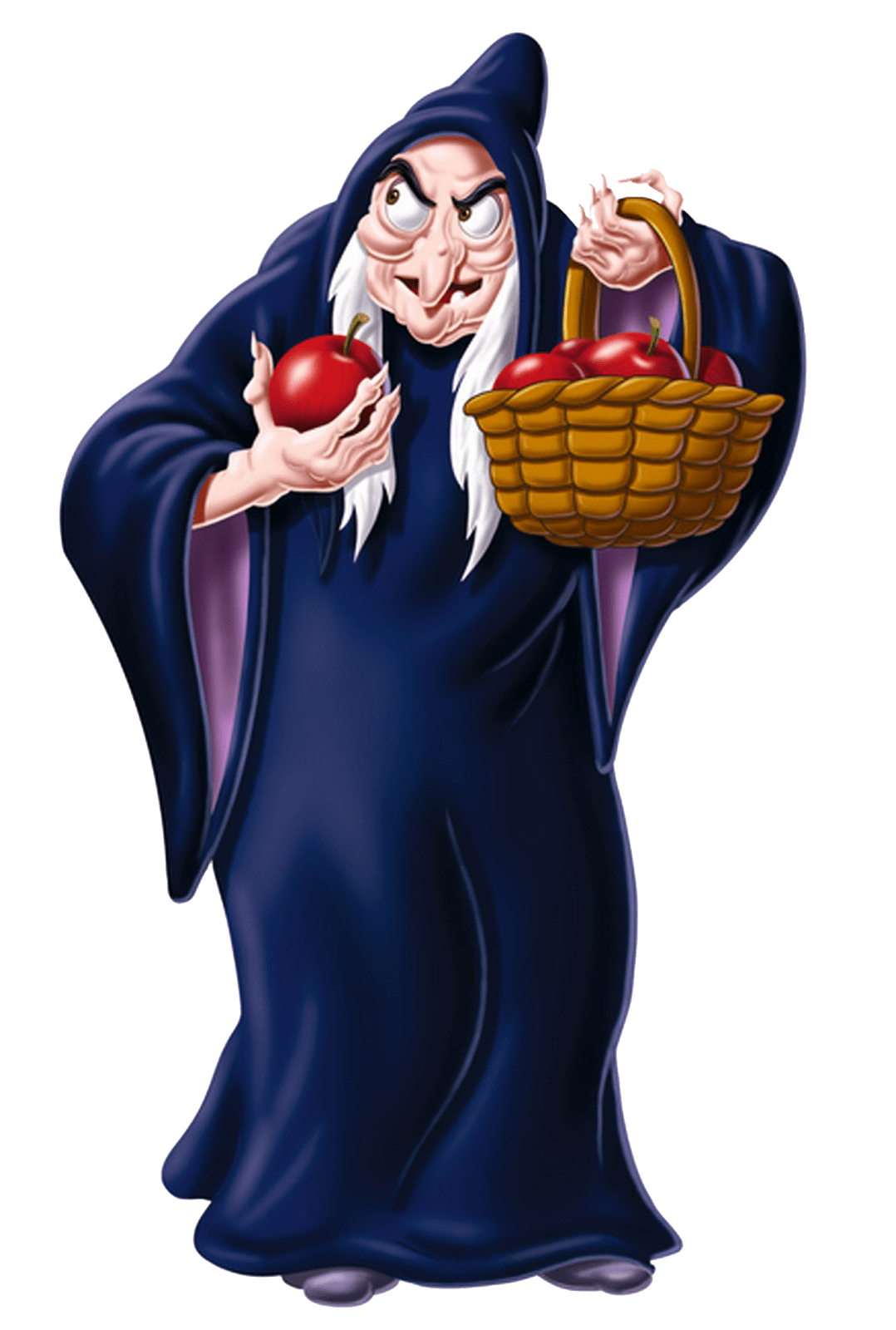 Witch clipart old witch. Snow white woman transparent