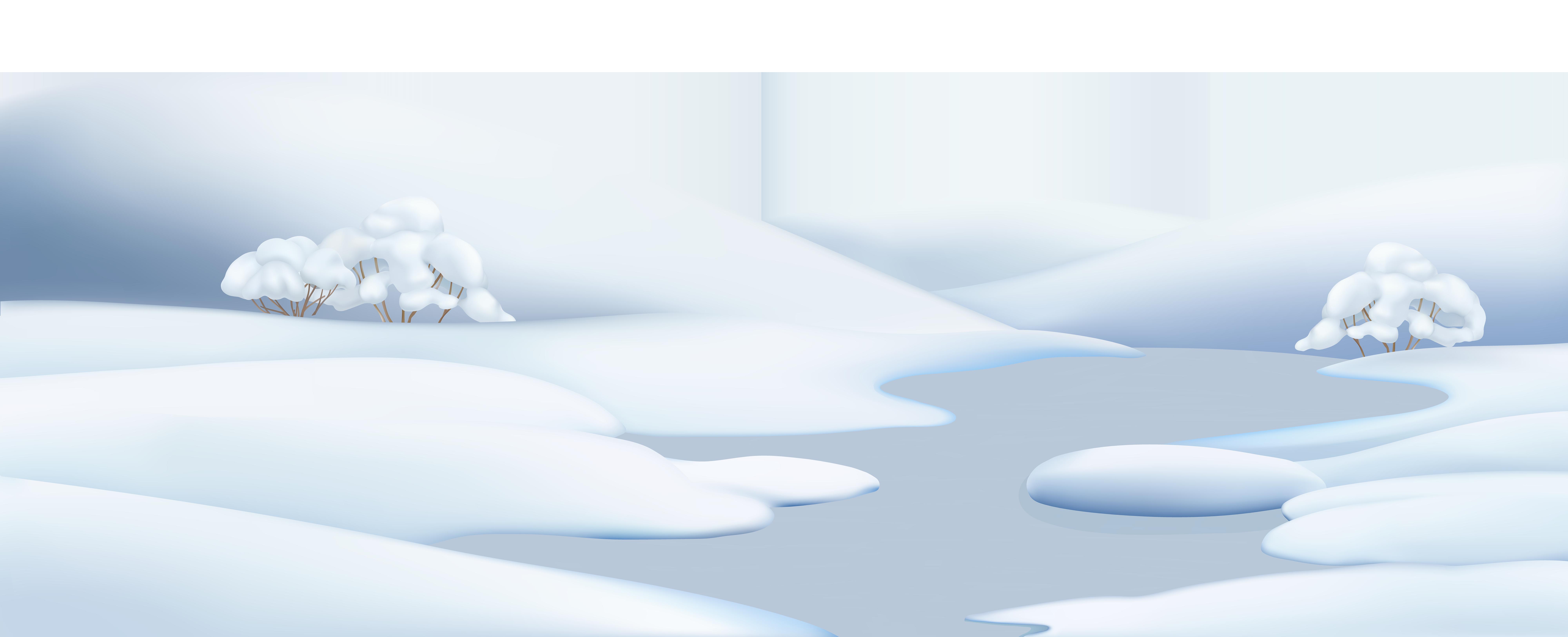 Clipart snow light snow. Clip art winter ground
