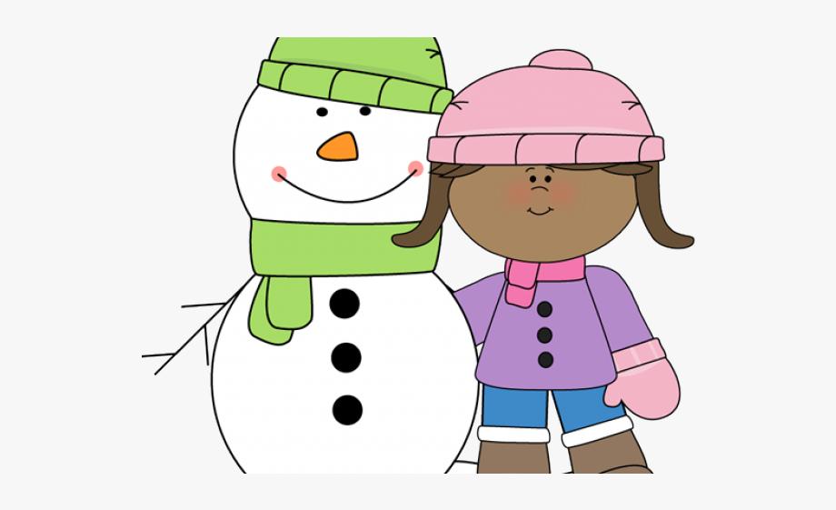Winter child classroom template. December clipart december newsletter