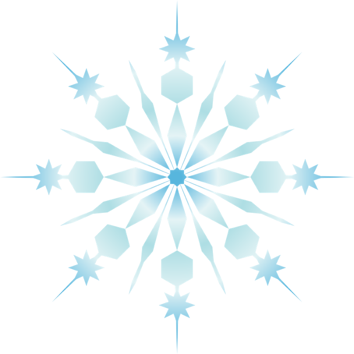 Animated group winter snowy. Clipart snow scenery
