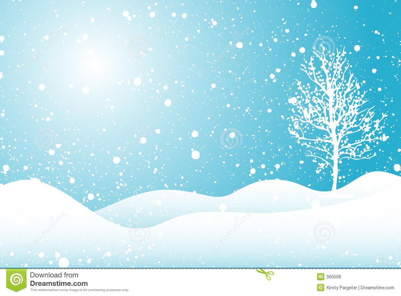scene clip art. Winter clipart scenery