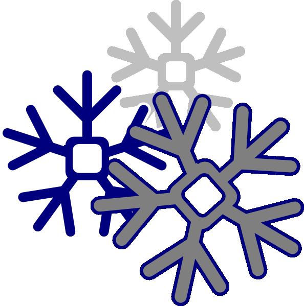 Winter clipart flake. Edited snowflake clip art