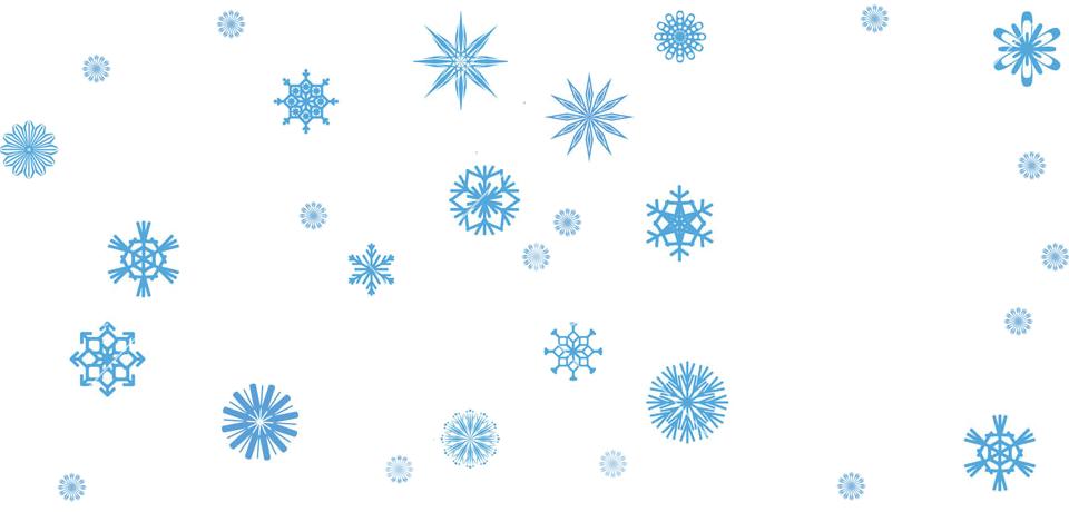 Snowflake border png transparent. Snow white free icons