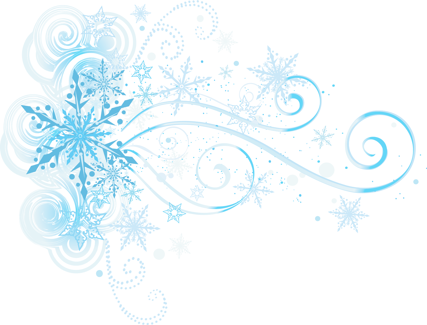 Background and printable images. Winter clipart mountains