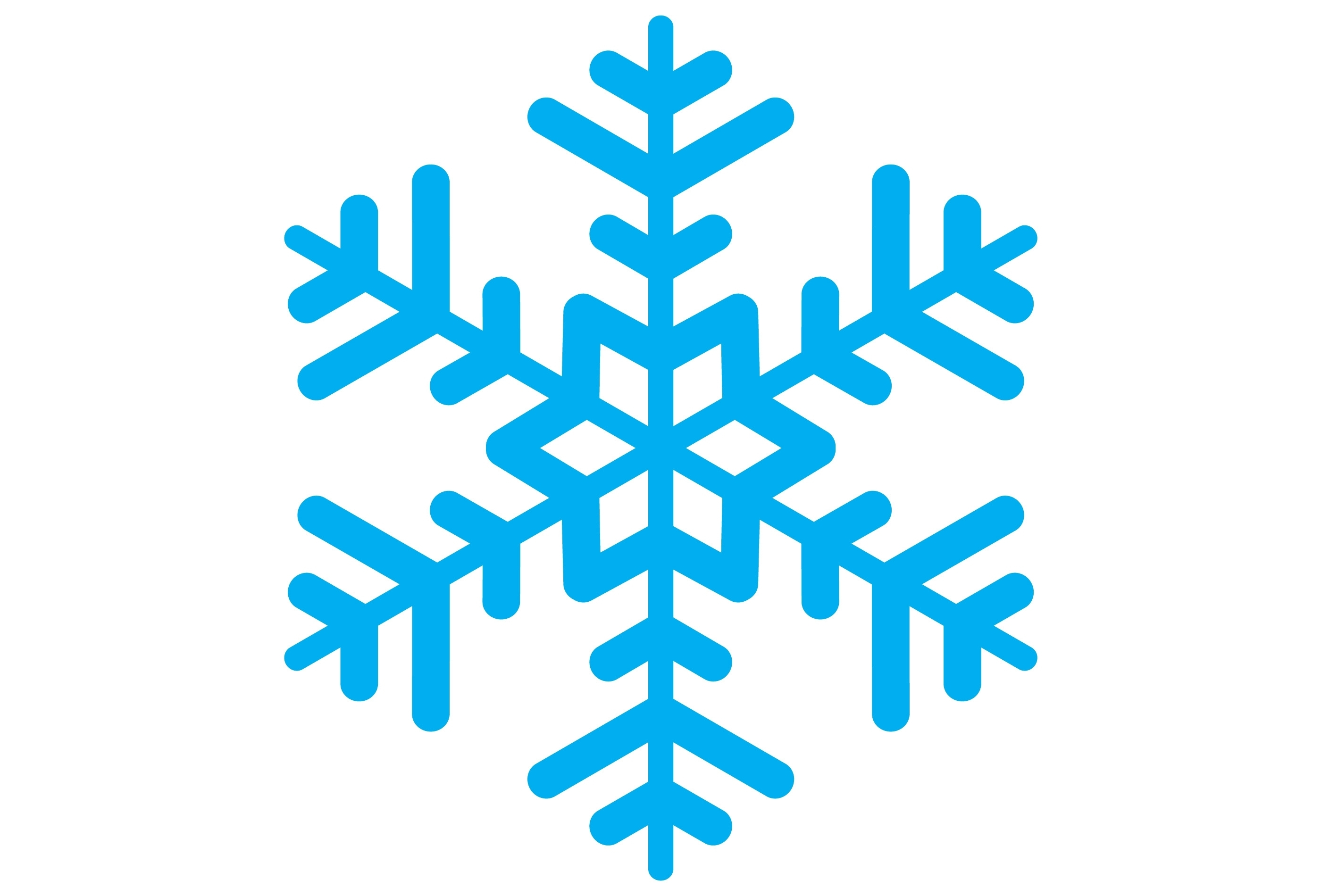 Snowflake clipart, Snowflake Transparent FREE for download on  WebStockReview 2020